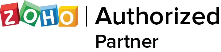 Zoho Authorized Partner Logo