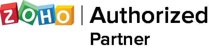 Zoho Authorized Partner Logo